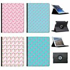 Flamingo Madness Folio Cover Leather Case For Apple iPad Tablet