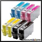 8pk BLACK COLOR Ink Cartridge for HP 920 OfficeJet 6000 6500a Plus CD971AN HP920