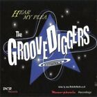 GROOVE DIGGERS Hear My Plea CD 14 Track, Recorded In Mono-Phonic (Dcr1001) UK