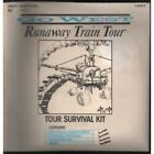 GO WEST Runaway Train Tour Survival Kit PACK Numbered Pack With Live 4 Track