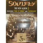 SOULFLY 3 POSTER Full Colour Album Promo Poster Featuring Pic Of Band Stood In