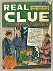 Real Clue Crime Stories Vol. 3 (1948) #4 GD- 1.8 LOW GRADE