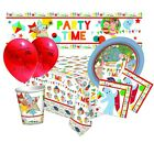 IN THE NIGHT GARDEN Party Range (Birthday/Plates/Napkins/Banner) Gemma Int.