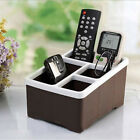 Remote control/Phone/Mobile/CD/Makeup/Cosmetic Storage Box Table TV Organizer