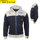 NEW DL FUNK MEN'S TOP JACKET WARM FLEECE  BOMBER TRENDY SPORTISH SIZE S M L XL