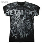 Official T Shirt METALLICA Justice & Stoned AO All Sizes