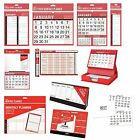 2017 WALL PLANNERS & CALENDARS - Year/Month/Week/Day to View {Tallon} Organiser