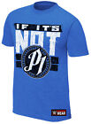 WWE AJ STYLES If It's Not P1 They Don't Want None OFFICIAL AUTHENTIC T-SHIRT
