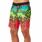 Quiksilver Board Shorts - Quiksilver Glitched18 M Bdsh Mkz6 Board Shorts