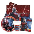 ANT-MAN Party Pack {Tablecover/Cups/Plates/Napkins} (Birthday/Marvel/Super Hero)
