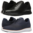 Cole Haan Mens 2.0 Grand.OS Laser Wing Lace Up Casual Oxfords Fashion Sneakers
