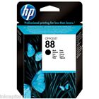 HP No 88 Black Original OEM Inkjet Cartridge C9385A Officejet Pro