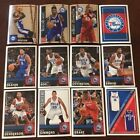 2016-17 Panini NBA Sticker Collection TEAM SET pick from List