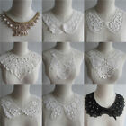 New Arrival Embroidered Lace Collar Neckline Applique Embroidery Sewing on Patch