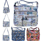 Casual Nylon Crossbody Shoulder Bag Mummy Diaper Bag Women Travel Tote Promotion