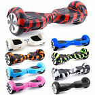 "For 6.5"" Smart Self Balancing Electric Scooter Hoverboard Cover Case Skin"