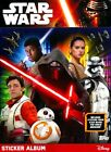 2016 Star Wars Force Awakens Album Stickers Complete Your Set PICK from List