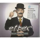 ETHER (INDIE) Watching You CD 1 Track Promo In Special Digi Pack (Cdrdjx6491)