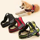 Working Dog Vest Service Training Dog Harness Heavy Duty For Boxer Pet Supply LD