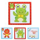 New Kids Childern Educational Wooden Magnetic Board Jigsaw Puzzle Toys Gift