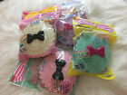 Daiso Japan Cute Case Bow Fairy Ribbon False Eyelash Case Container