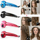 Pro Pink Magic Automatic Curling Hair Curler Iron Curl Wave Machine Ceramic