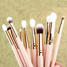 Set Of 12Pcs Professional Make Up Foundation Brush Cosmetic Brush Eye Shadow NEW