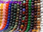 2,3,4mm Tiny Seed Spacer Gemstone Beads For Jewelry Making Loose Bead Strand 15""