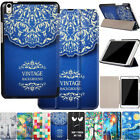 Premium Pattern Flip Leather Stand Case Cover For Huawei MediaPad T2 8 Pro 8.0""