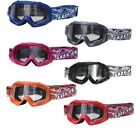 Wulfsport Junior Kids Abstract Motorcycle Goggles