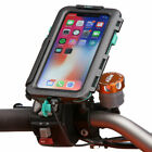 Motorcycle Scooter Moped Mirror Bike Mount + Waterproof Case for iPhone 7 7 Plus