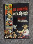 1963 Our Wonderful World of People. Complete Sticker set of 400. 160+ Countries