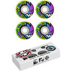 SPITFIRE Skateboard Wheels SOFTERS 95A CRUISER with INDEPENDENT ABEC 5 Bearings
