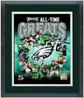 ALL-TIME GREATS Framed/Color Matted 16X20 NFL Team Photo (Pick Your Team Photo)