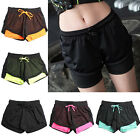 New Fashion Women Girls Summer Pants Women Sports Shorts Gym Yoga Shorts High HF