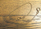 New Old Stock LeJour Pocket Watch Chains-Some Gold Plated Others are NOT