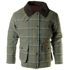 Ladies Tweed Shooting Fishing Riding Hunting Jacket Green Size  Womens