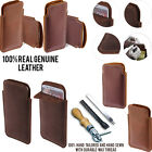 For LG Optimus G2 D800 D801 D802 Sleeve Genuine Leather POUCH Case Cover + Pen