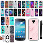 For Samsung Galaxy S4 mini I9190 TPU SILICONE Soft Protective Case Cover + Pen