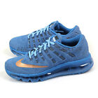 Nike Air Max 2016 (GS) Star Blue/Metallic Red Bronze 807237-401 Running Shoes