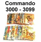 Commando Picture Library - #3000 ~ #3999 - CHOOSE YOUR COMIC - Pick Yours Here