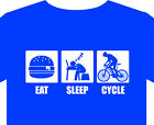 Cycle T Shirt up to 5XL cycle bicycle bike
