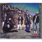KALEEF Trials Of Life CD Unity 1997 4 Track B/W Case For The Prosecution, Case