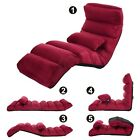Luxury Foldable Home Lazy Couch Air Sleeping Sofa Chair Lounger Bed US