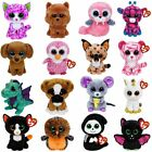 TY 6 inch Beanie Boos - TY Boo Plush Teddy - Soft Toy - New 2015 designs