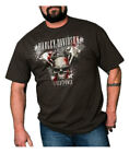 Harley-Davidson Men's Almighty Speed & Power Short Sleeve T-Shirt, Tar image