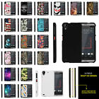 For HTC Desire 530 | HTC Desire 630 Slim Plastic Snap On Case Unique Designs