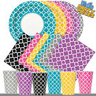 QUATREFOIL Colours PARTY TABLEWARE Birthday/Events/Catering/Wedding/Occasion