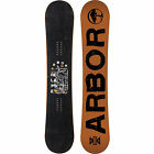 Arbor Relapse Men's Snowboards Camber Freestyle All Mountain 2016 NEU