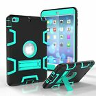 "For iPad 2/3/4 mini Air 2/Pro 9.7"" Heavy Stand Shockproof Hard Protective Case"